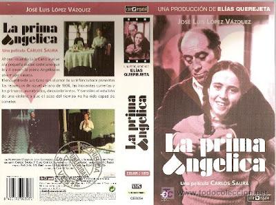 Кузина Анхелика / La Prima Angélica / Cousin Angelica. 1974.
