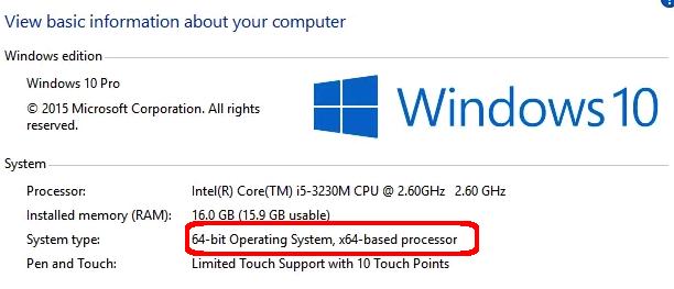VirtualBox: Cannot Create 64-bit Windows Guest on 64-bit Windows