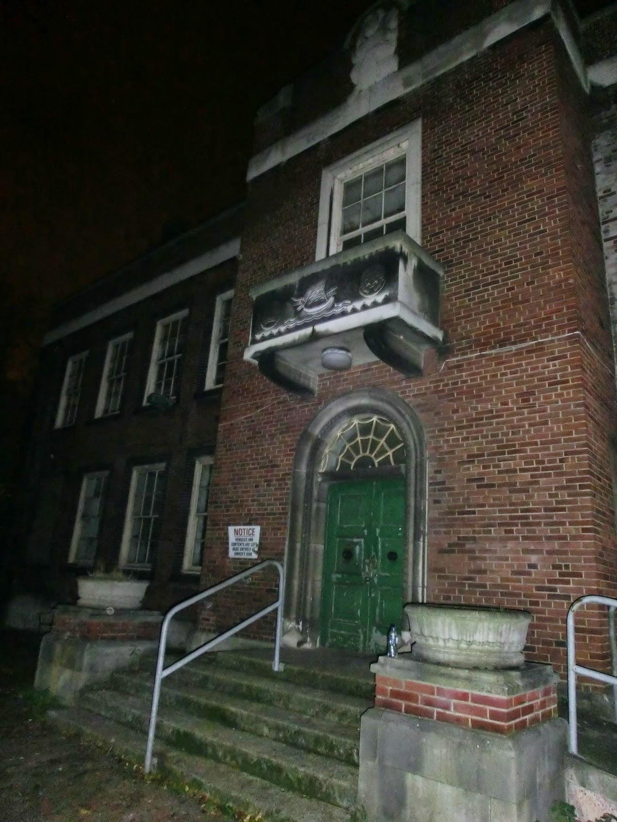 Newsham Park Mental Hospital – Photos