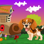 Games4King Dog Escape Fro…
