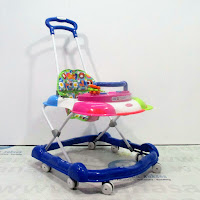 royal ry839 safari baby walker