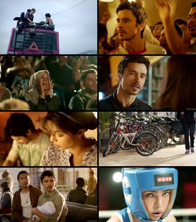 Mary Kom 2014 Hindi 480p DVDRip