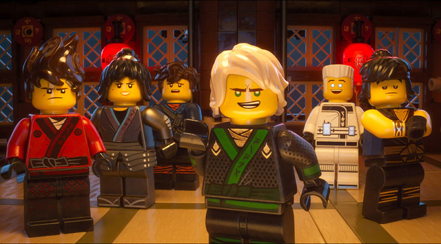The Lego Ninjago Movie Teaser Trailer Is Finally Here!