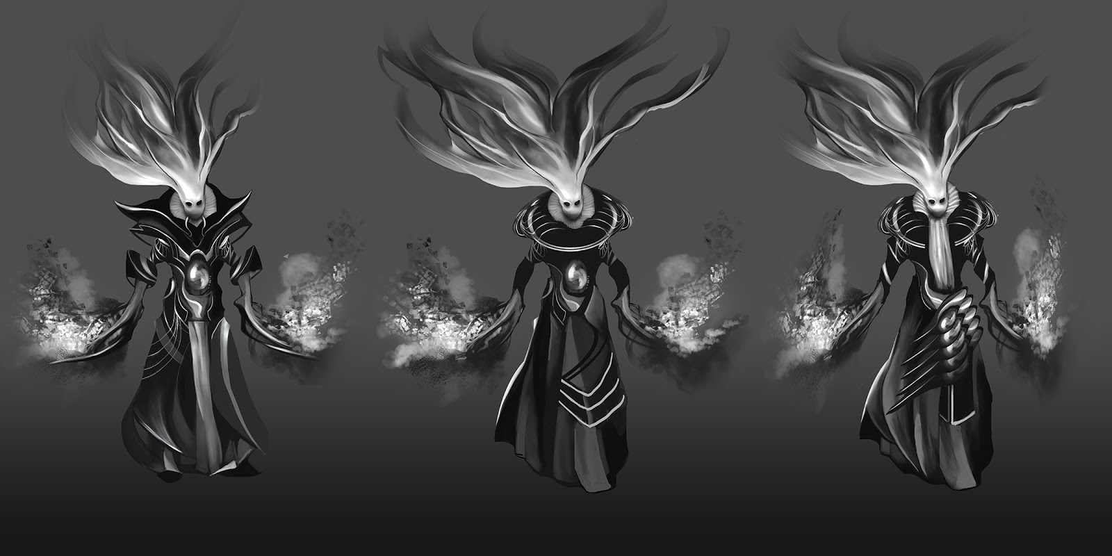 """[Horante] """" Mecha-shaman reloaded """" - Page 2 NicolasCamiade_Assignment03_IterationMage01"""