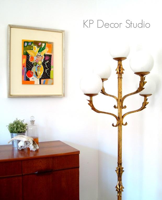 Tiendas vintage de lámparas en valencia