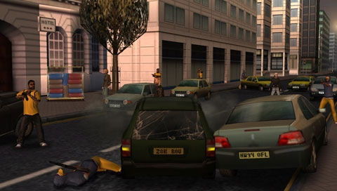 Gangs of London screenshot 3