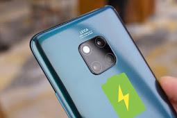 HUAWEI Mate 20 Pro  أول هاتف ذكي يقدم ميزة الشحن اللاسلكي العكسي