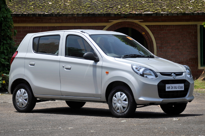 Automobile Adventure Through India Maruti Alto 800 Vs