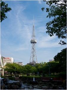 นาโงย่าทีวีทาวเวอร์ (Nagoya TV Tower)