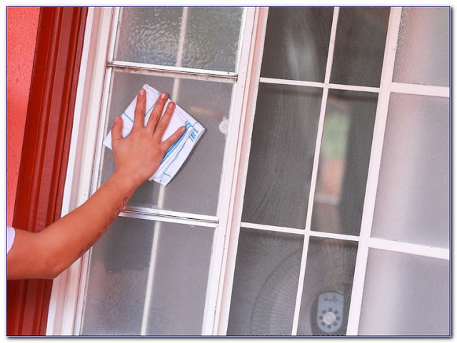 How To Remove Adhesive From GLASS WINDOWS