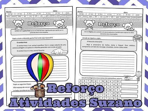 Língua Portuguesa, interpretação, ponto final, vírgula