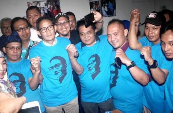 Habiburokhman Yakin Kubu Jokowi Banyak yang Dukung Prabowo-Sandi