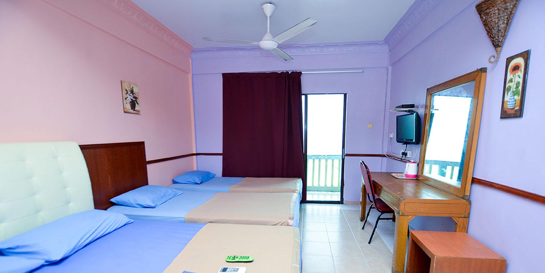 Family Room at Ada Waktu Yogyakarta Indonesia