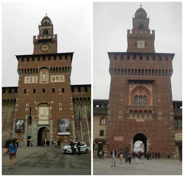 Tudo sobre o Castelo Sforzesco em Milão!
