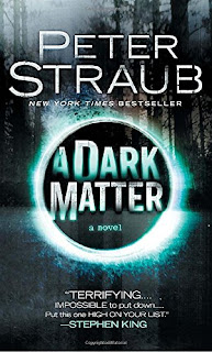 Peter Straub, A Dark Matter, Horror Author, Horror Writer, Horror Novels, Stephen King Store