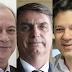Cinco partidos definem neutralidade; PDT dá apoio crítico a Haddad