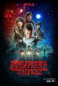 Stranger Things Complete Season 1 Dual Audio Download Hindi - English WEB-HD