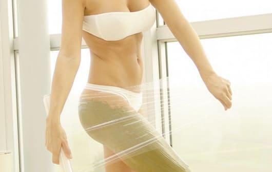 Помогает ли пищевая пленка похудеть