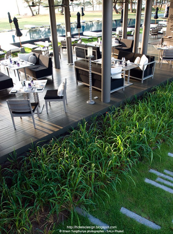 La Sala Restaurant Phuket