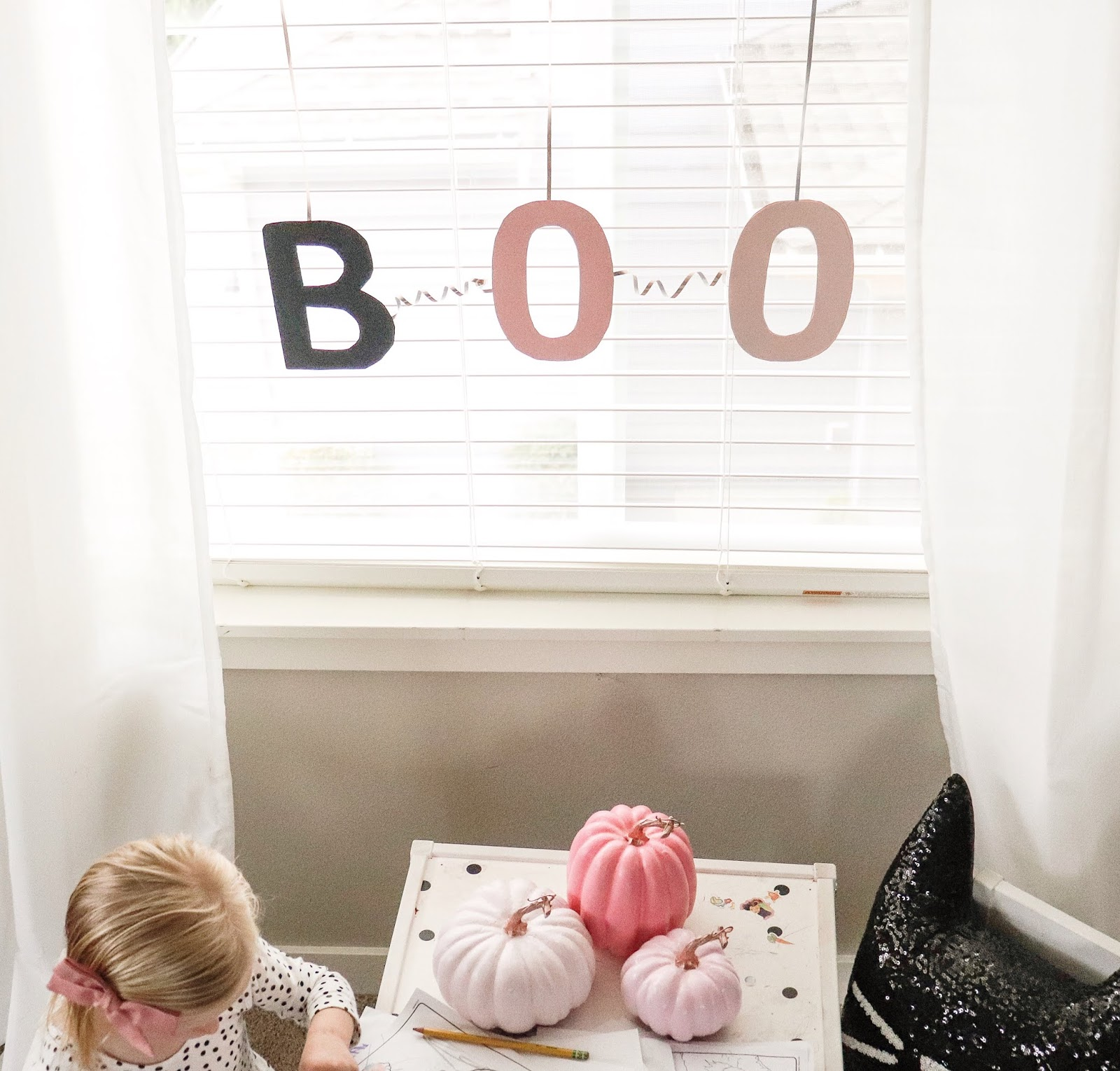 Halloween decorations DIY
