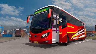 Mod Laksana MaxiBus By Alif Cahya CVT AR Feat VK