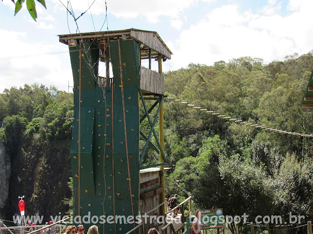 Escalada, Parque de Aventuras Gasper, Linha Eulália, Bento Gonçalves