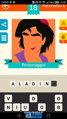Iconica Italia Pop Logo Quiz soluzione pacchetto 6 livelli 18-100