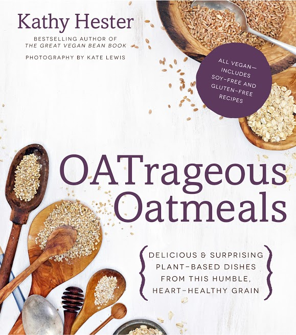 OATrageous Oatmeals blog tour + giveaway