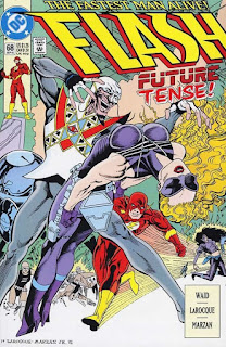 Flash: Nacido para Correr