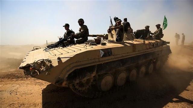 Iraqi forces reestablish security in Kirkuk after pushing out Kurds