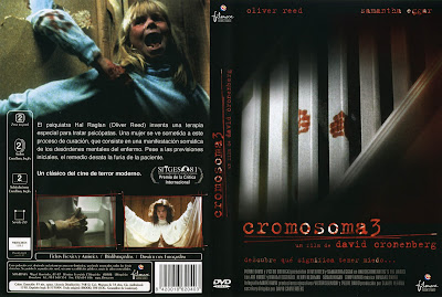 Cover, caratula, dvd: Cromosoma 3 | 1979 | The Brood