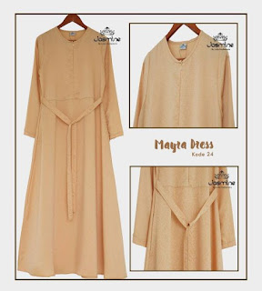 Gamis Jasmine Mayra Dress 24