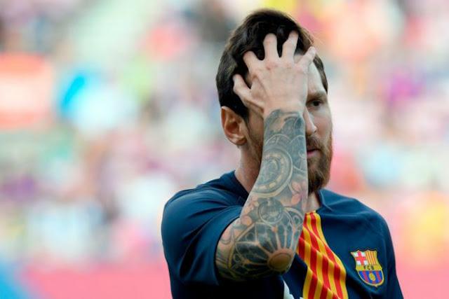 """""""The Best"""" hạ bệ Messi: Báo chí sốc nặng, ám chỉ FIFA thiên vị Ronaldo 1"""