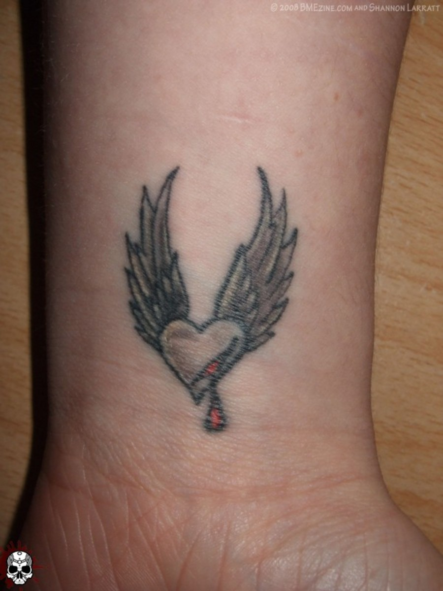 wrist tattoo 215269 0487