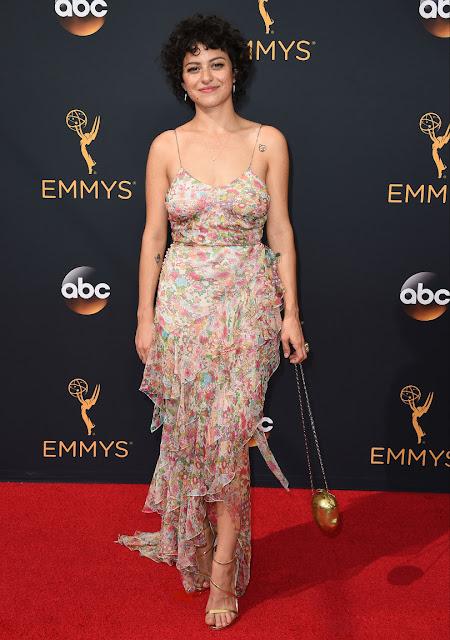 Emmys 2016 red carpet