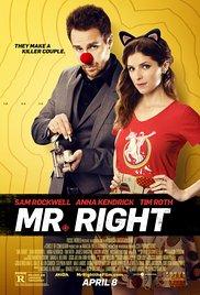 Watch Mr. Right Online Free Putlocker