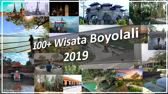 Wisata Boyolali Terbaru 2019