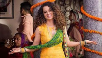Kangana Ranaut, R. Madhavan Movie Tanu Weds Manu Returns is first highest-grossing Bollywood films of 2015