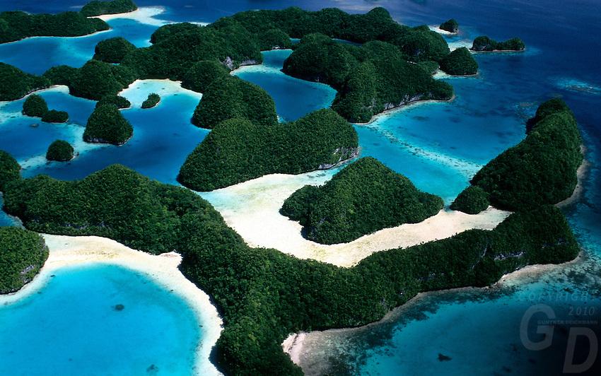 Best Beaches In The World Rock Islands Palau Amazing Thailand Beach