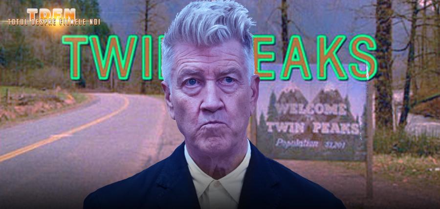 Regizorul David Lynch, a renunţat public la realizarea serialului Twin Peaks