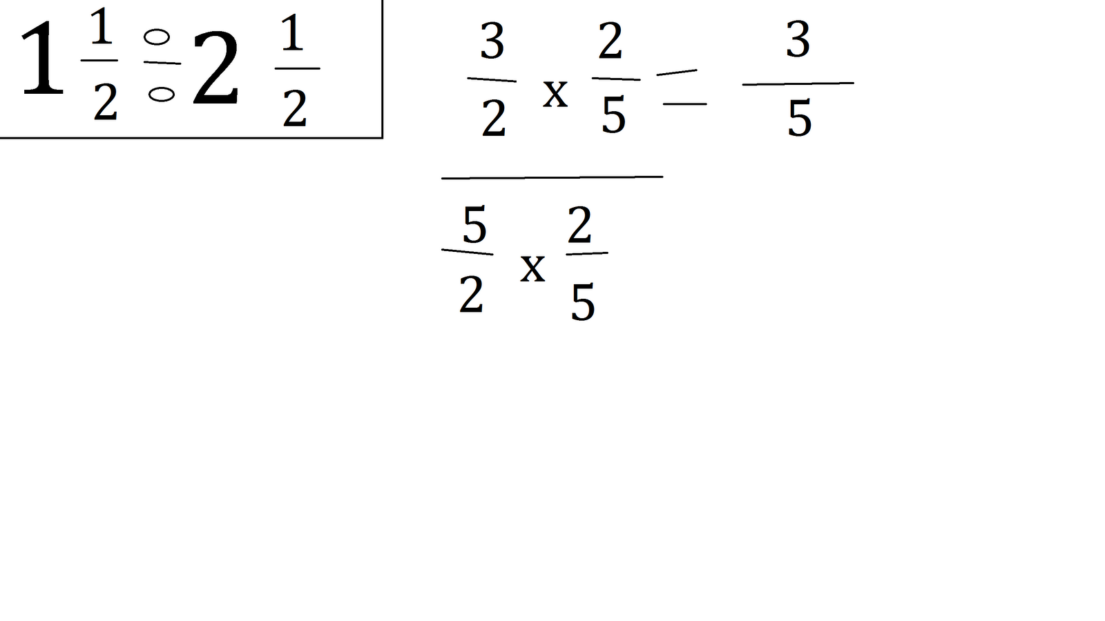 873 Math Blog Katie S Fraction Scribepost