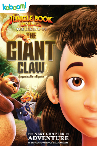 The Jungle Book: The Legend of the Giant Claw [2016] [DVDR] [NTSC] [Latino]