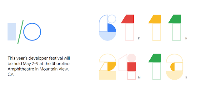 En breve de nuevo rumbo al congreso mundial de desarrolladores de Google, el #IO19