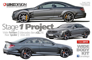Lenzdesign Performance CUSTOM CAR PROJECT
