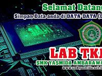 Design Background Desktop Lab Komputer SMK Yasmida Ambarawa