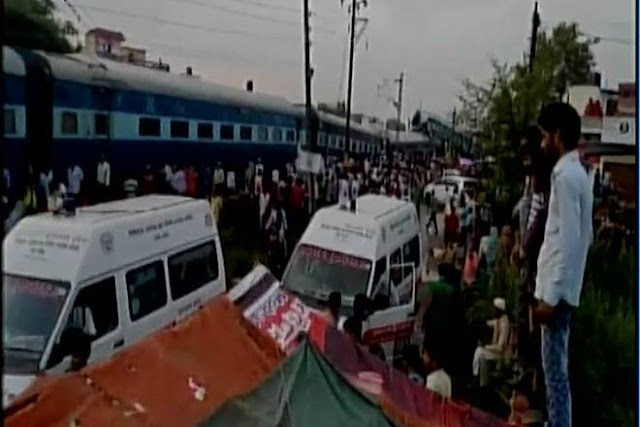 Kalinga Utkal Express derailment