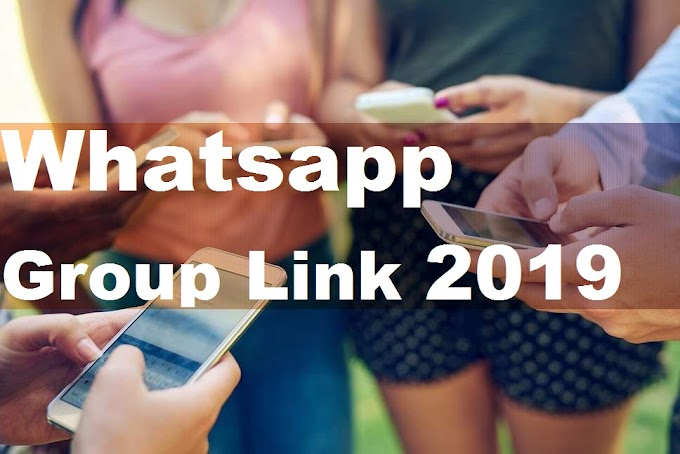 Latest Whatsapp Group Link Join 2019 - Status Place