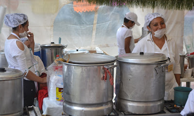 Cocina tradicional San Cristobal