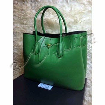 07b48ad76fbc france prada double bag green 9398a 64acb
