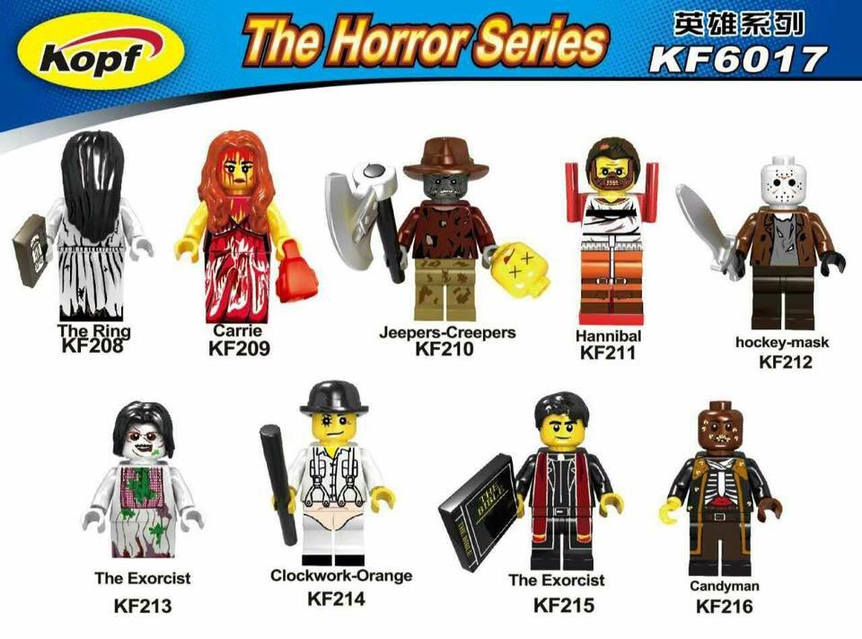 Kopf minifigures - Free shipping on Blocks in Model Building, Toys